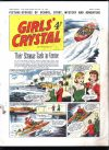 Cover For Girls' Crystal 1098