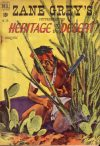 Cover For 0236 Zane Grey's Heritage of the Desert