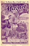 Cover For The Magnet 1677 The Mystery of Eastcliff Lodge!