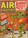 Cover For Air Fighters Comics v1 9