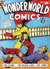 Cover For Wonderworld Comics 22