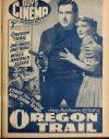 Cover For Boy's Cinema 1043 Oregon Trail Johnny Mack Brown