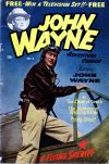 Cover For John Wayne Adventure Comics 3