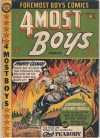 Cover For 4Most Boys Comics 39