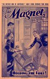 Cover For The Magnet 1616 The Mystery Man of Greyfriars!