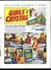 Cover For Girls' Crystal 1072
