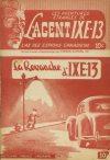 Cover For L'Agent IXE 13 v2 13 La revanche d'IXE 13