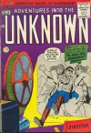 Cover For Adventures into the Unknown 116
