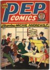 Cover For Pep Comics 61