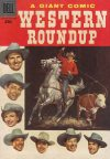 Cover For Western Roundup 16