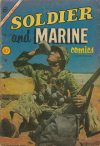 Cover For Soldier and Marine Comics 12