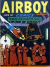 Cover For Airboy Comics v3 5