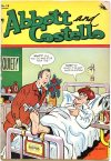 Cover For Abbott and Costello Comics 28