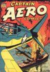 Cover For Captain Aero Comics 17