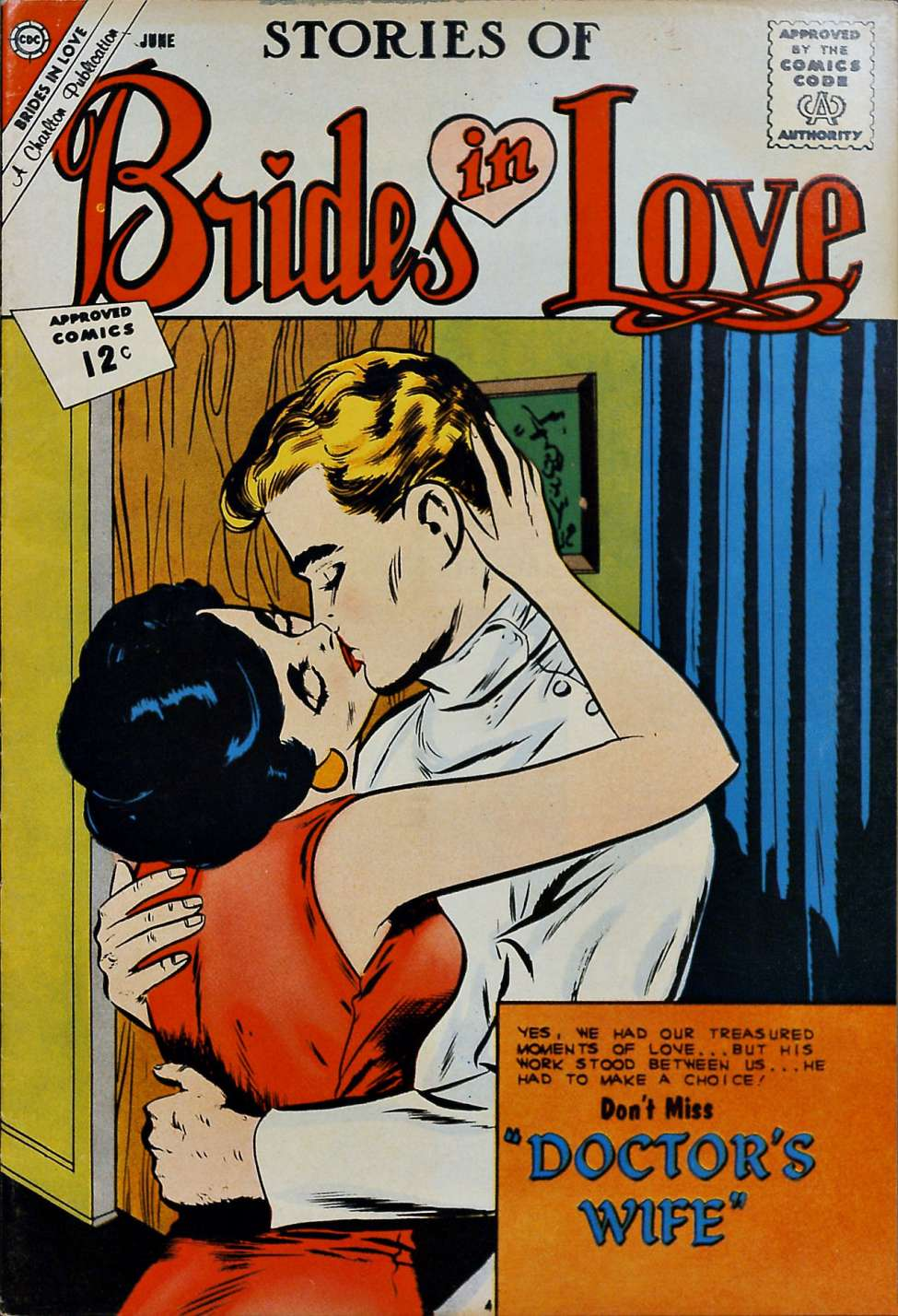 Comic Book Cover For Brides in Love #30