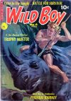 Cover For Wild Boy 6