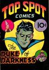Cover For Top Spot Comics 1