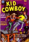 Cover For Kid Cowboy 5