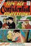 Cover For Teen Age Confidential Confessions 3