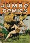 Cover For Jumbo Comics 37