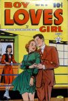Cover For Boy Loves Girl 46