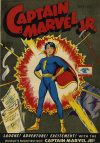 Cover For Captain Marvel Jr. 33