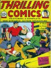 Cover For Thrilling Comics 25