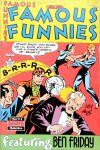Cover For Famous Funnies 195