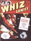 Cover For Whiz Comics 40 (fiche)