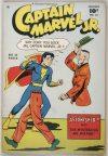 Cover For Captain Marvel Jr. 81 (paper/18fiche)
