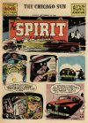 Cover For The Spirit (1946 9 29) Chicago Sun