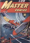 Cover For Master Comics 11 (paper/4fiche)