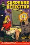 Cover For Suspense Detective 4