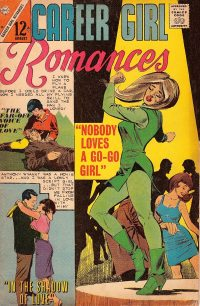 Large Thumbnail For Career Girl Romances #35