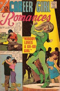 Large Thumbnail For Career Girl Romances #35