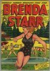 Cover For Brenda Starr 5
