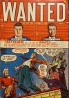 Cover For Wanted Comics 19