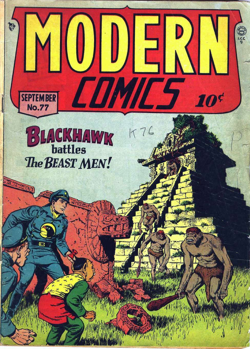 Modern Book Cover History : Modern comics quality comic book plus