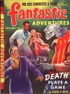 Cover For Fantastic Adventures v3 10 Death Plays a Game David V. Reed