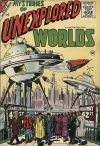 Cover For Mysteries of Unexplored Worlds 2
