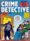 Cover For Crime Detective Comics v1 6