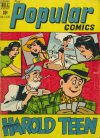 Cover For Popular Comics 145