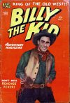 Cover For Billy the Kid Adventure Magazine 5