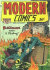 Cover For Modern Comics 82