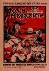Cover For Boys' Magazine 427