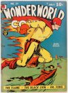 Cover For Wonderworld Comics 27