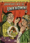 Cover For Adventures into the Unknown 12