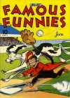 Cover For Famous Funnies 107