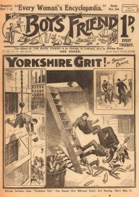 Large Thumbnail For The Boys' Friend 0490 - Yorkshire Grit