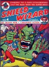 Cover For Shield Wizard Comics 4